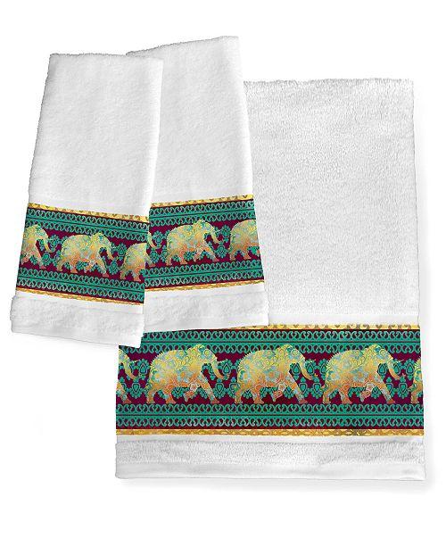 Laural Home Marrakesh Bath Towel Collection