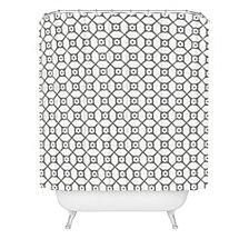 Deny Designs Holli Zollinger Trellis Shower Curtain