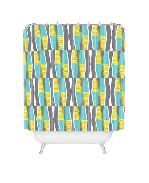 Deny Designs Heather Dutton Dayo Splash Shower Curtain