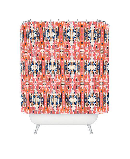 Deny Designs Holli Zollinger Marrakeh Shower Curtain