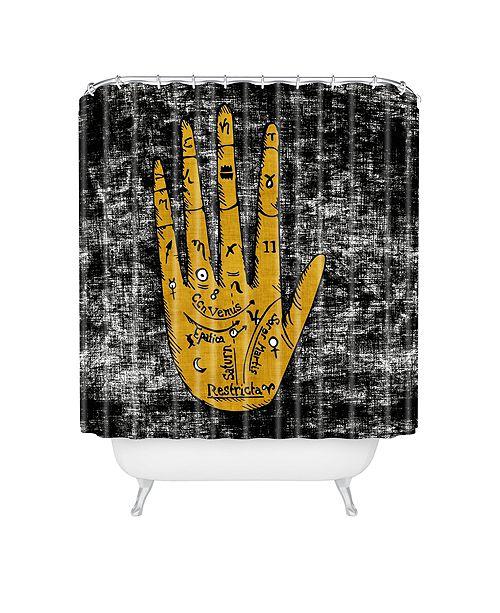 Deny Designs Holli Zollinger The Alchemist Shower Curtain