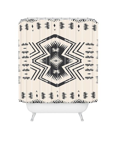 Deny Designs Holli Zollinger Colorado Canvas Shower Curtain