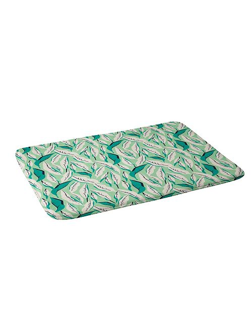 Deny Designs Holli Zollinger Jungle Palm Tropica Bath Mat