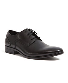 Deer Stags Men's Shipley Memory Foam Classic Dress Comfort Oxford