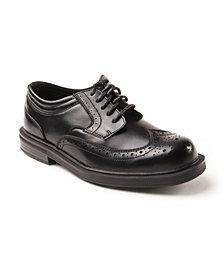 Deer Stags Men's Tribune S.U.P.R.O. Sock Leather Wingtip Dress Casual Comfort Oxford