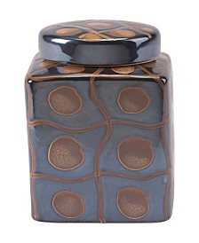 CLOSEOUT! Zuo  Small Inca Covered Jar