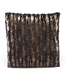 Zuo Metallic Waves Pillow