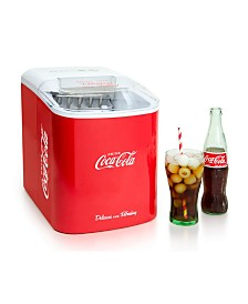 Nostalgia Coca-Cola Automatic Ice Cube Maker