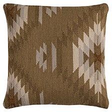 "20"" x 20"" Southwest Poly Filled Pillow"