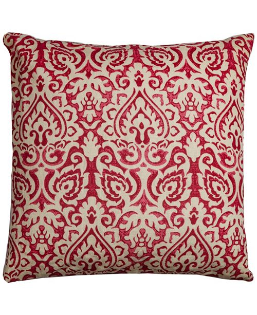"""Rizzy Home 22"""" x 22"""" Damask Pillow Collection"""