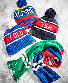 Polo Ralph Lauren Men's Downhill Skier Collection