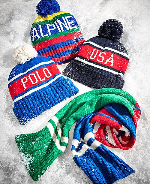 Polo Ralph Lauren Men s Downhill Skier Collection - Hats 1a4a7ab6a0c