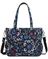 d24a2ba0c8ae Vera Bradley Iconic Ultimate Baby Bag