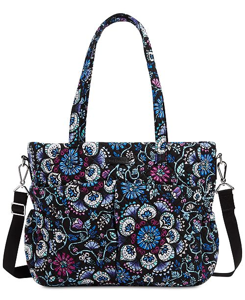 bb04a70842 Vera Bradley Iconic Ultimate Baby Bag   Reviews - Handbags ...