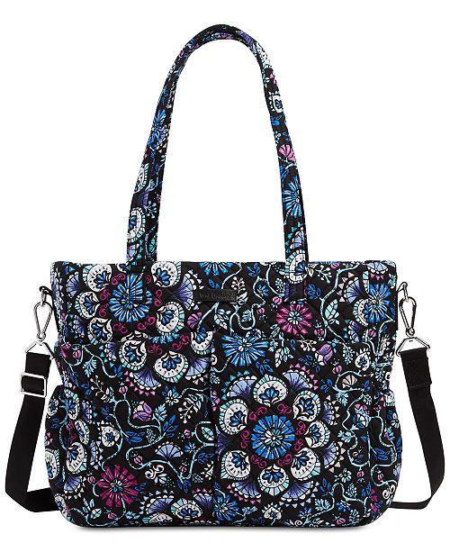 Vera Bradley Iconic Ultimate Baby Bag - Handbags   Accessories - Macy s 0401cf4c6f278