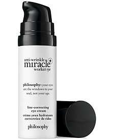 Anti-Wrinkle Miracle Worker+ Line-Correcting Eye Cream, 0.5-oz.