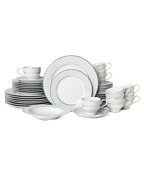 Mikasa Fine China 40-Pc. Dinnerware Set Collection