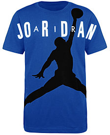 Jordan Big Boys Jumpman Graphic T-Shirt