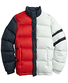 Tommy Hilfiger Men's  Elite Puffer Jacket, from the Adaptive Collection