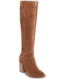 Steve Madden Women's Roxana Whipstitch Dress Boots
