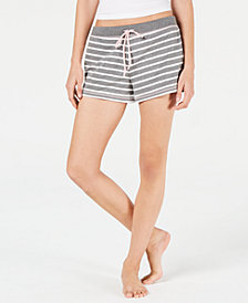 Jenni by Jennifer Moore Printed Pajama Shorts, Created for Macy's