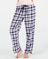 28da53b3c698ac Jenni by Jennifer Moore Cotton Printed Pajama Pants, Created for Macy's