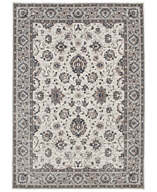 "Trisha Yearwood Home Enjoy Oriel Oyster/Multi 7'10"" x 9'10"" Area Rug"