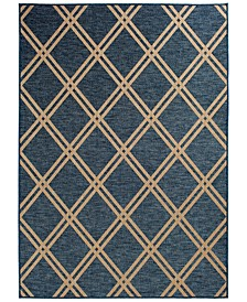 "Minot Indoor/Outdoor 7'10"" x 9'10"" Area Rug"