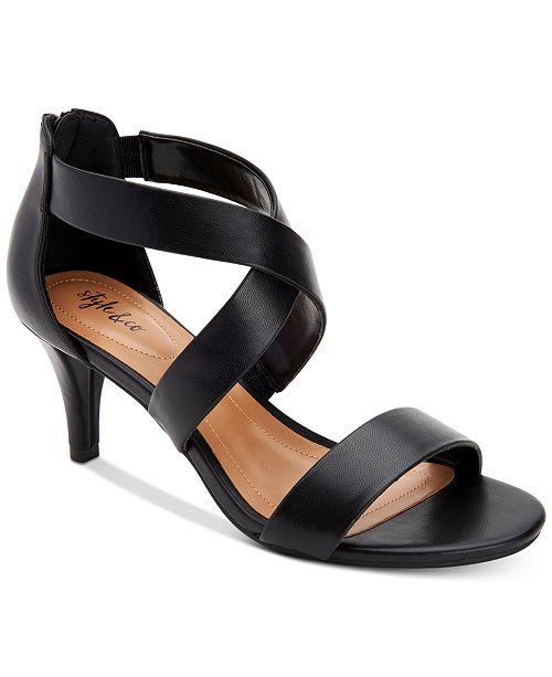 Style & Co Paysonn Dress Sandals, Created for Macys