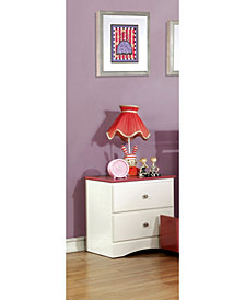 Emely 2-drawer Nightstand