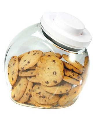 Oxo Cookie Jar 3 Qt Pop Container Kitchen Gadgets Kitchen Macy S