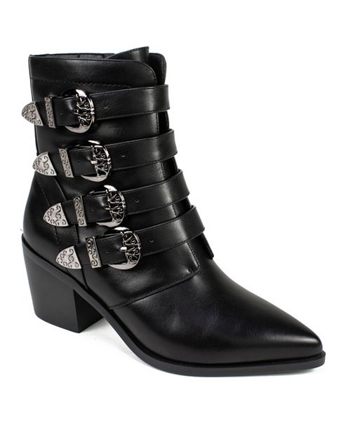 8570c45a4783 Seven Dials Penelope Booties   Reviews - Boots - Shoes - Macy s