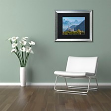 "Michael Blanchette Photography 'Sublime Vista' Matted Framed Art, 16"" x 20"""