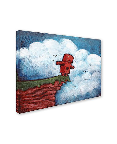 "Trademark Global Craig Snodgrass 'Flight' Canvas Art, 24"" x 32"""