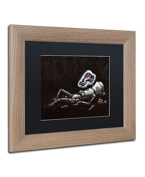 """Trademark Global Craig Snodgrass 'Last Call' Matted Framed Art, 11"""" x 14"""""""