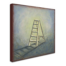 Rachel Paxton 'Ladder' Canvas Art