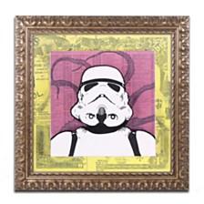 "Dean Russo 'Stormtrooper' Ornate Framed Art - 11"" x 11"""