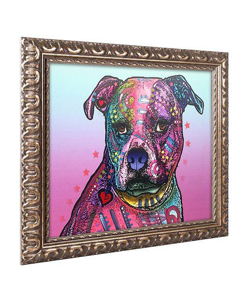 "Trademark Global Dean Russo 'Melt My Heart' Ornate Framed Art, 11"" x 14"""