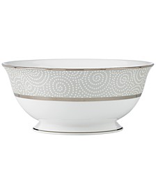 Pearl Beads Serving Bowl