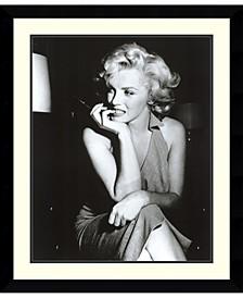 Marilyn Monroe, Hollywood 1952  Framed Art Print
