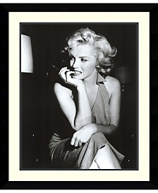 Amanti Art Marilyn Monroe, Hollywood 1952  Framed Art Print
