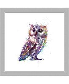 Amanti Art Owl Framed Art Print