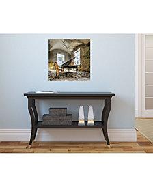 Amanti Art Rustic Cabin 21x17 Framed Art Print