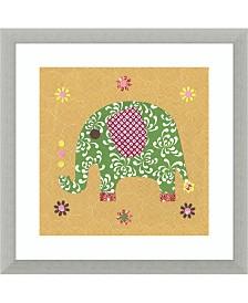 Amanti Art Elephant Framed Art Print