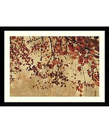 Colorful Season Framed Art Print