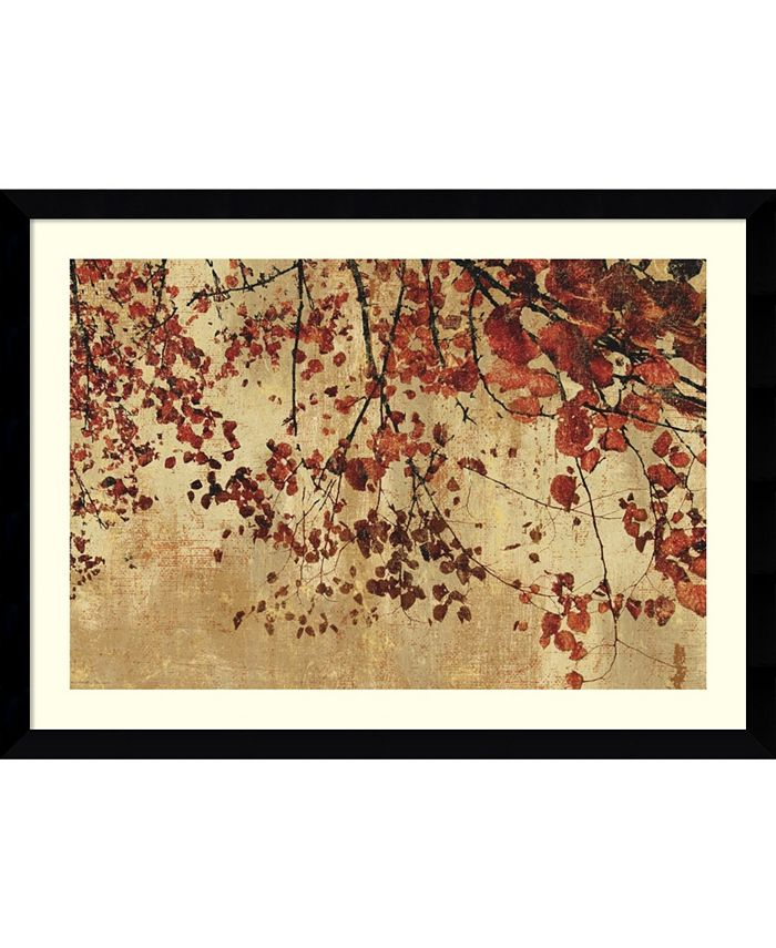 Amanti Art - Colorful Season 43x31 Framed Art Print