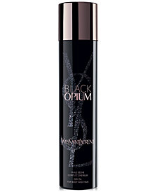 Yves Saint Laurent Black Opium Dry Oil For Body & Hair, 3.4-oz.