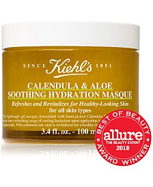 Kiehl's Since 1851 Calendula & Aloe Soothing Hydration Masque, 3.4-oz