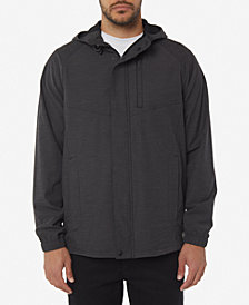 O'Neill Men's Traveler Dawn Patrol Stretch Water-Resistant Hooded Jacket