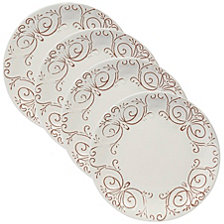 Certified International Terra Nova 4-Pc. Dinner Plate